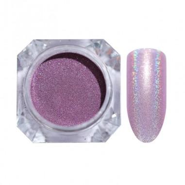 Holographic glitter, purple
