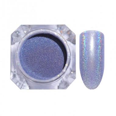 Holographic glitter, Violet