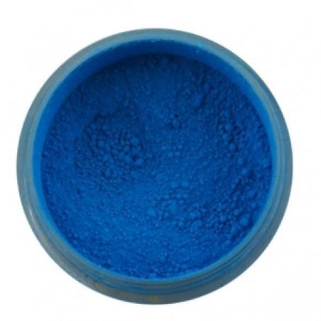 Pigment, neon blue