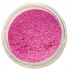 Glitter dust, pink