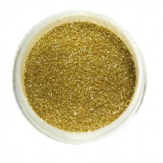 Glitter, kuldne, G11