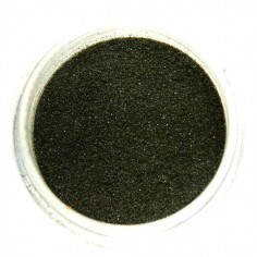 Glitter, black