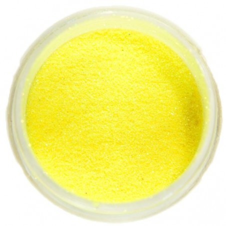 Glitter, yellow
