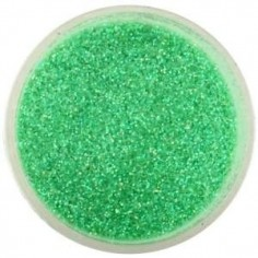 Glitter, light green