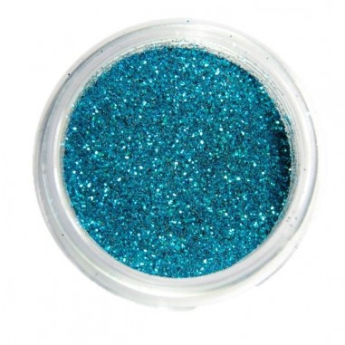 Glitter, türkiis-sinine, G44