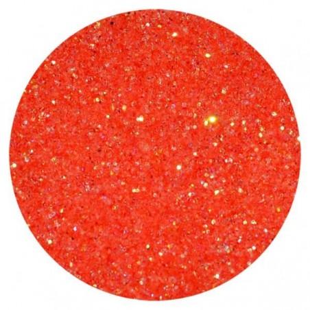 Glitter, orange