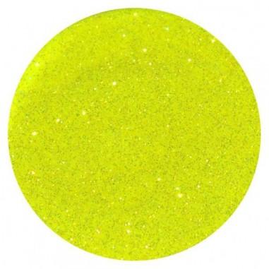 Glitter, neoon-kollane, G48