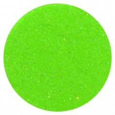Glitter, neoon-roheline