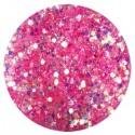 Glitter-hologrammid, roosa, GH3