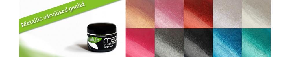 Metallic Color Gels